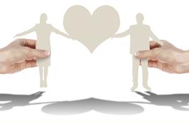 熟年の結婚
