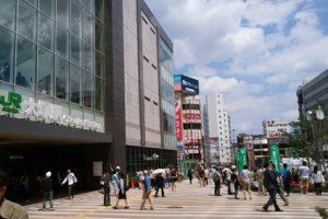 JR大塚駅