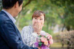 結婚プロポーズ