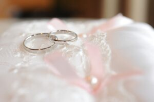 やった!結婚写真を撮りました